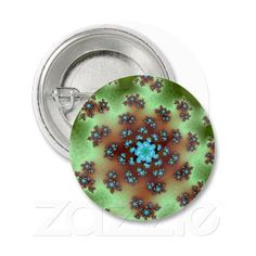Customizable Nature's Floral Sprinkles Small Round Button going for $1.45. Check this product out at www.zazzle.com/wonderart*