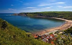 Runswick Bay - North East England campsite - Cool Camping