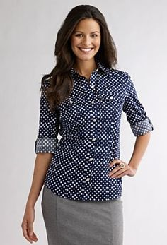 Looks like a great Teacher outfit to me.. :)