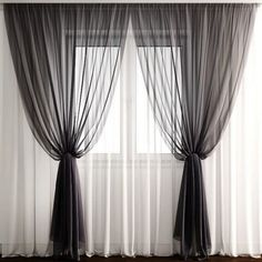Remarkable Home Curtains For Interior Design - neue Wohnung - Family Room Curtains, Living Room Decor Curtains, Home Curtains, Bedroom Decor, Curtain Ideas For Living Room, Bedroom Blinds, Window Curtains, Rideaux Design, Living Room White