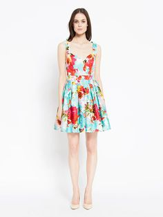 Portmans Sunday Best Floral Dress