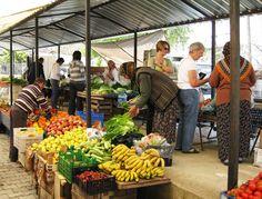 Markets in Fethiye