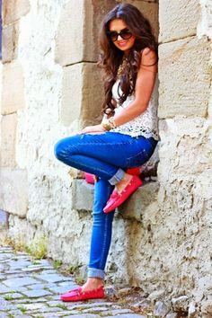 72e38afe5de 8 Best Tod s shoes street style images
