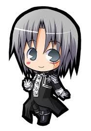 d-gray man omake chara - Google Search