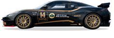 2016 Lotus Evora GT4 Model