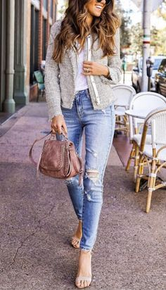 Best Spring and Summer Dressy Outfits, Cute Outfits, Classy Outfits Spring Outfits Classy, Dressy Casual Outfits, Stylish Outfits, Cute Outfits, Fashion Outfits, Work Outfits, Fashion Women, Beach Outfits, Women's Fashion