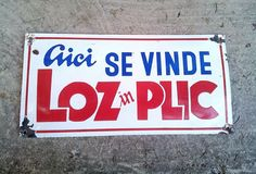 Loz in plic. semn  https://magazin-de-antichitati.blogspot.ro/