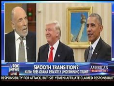 Report: Obama Is Setting Up Shadow Government to Undermine Trump Starting on Inauguration Day