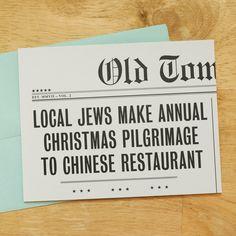 hanukkah h 63 - Funny Hanukkah Cards