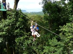 Costa+Rica+Rainforest | Rainforest Canopy Zipline