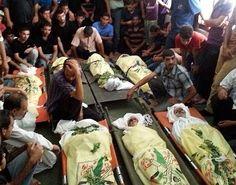 """Israele: premiati i """"macellai"""" di Gaza"""