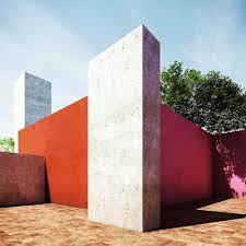 luis barragan mexico city - Google Search