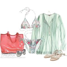 """Bikini"" by stacy-gustin on Polyvore"