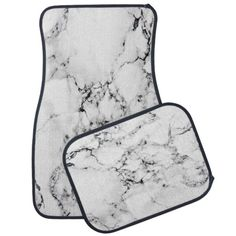 Attractive universal Marble texture car floor mat-perfect gift for car lovers-blends well with seat covers and accessories. Available in your favorite color.