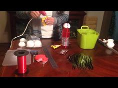 How to make a Gatorade Candy bouquet - YouTube