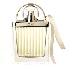 Chloé Love Story - Eau de Parfum de Chloé Notes de tête: néroli, physalis. Notes de coeur: jasmin stéphanotis, fleur d'oranger. Notes de fond: bois de cèdre, petit grain.
