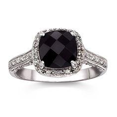 1000 Ideas About Black Onyx Ring On Pinterest Pandora