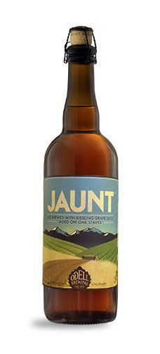 mybeerbuzz.com - Bringing Good Beers & Good People Together...: Odell Releasing Cellar Series Jaunt & Footprint