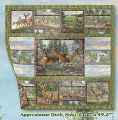 A Place of Peace Quilt Pattern (free)