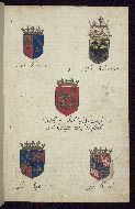 Walters Ms. W.847, Book of English heraldry