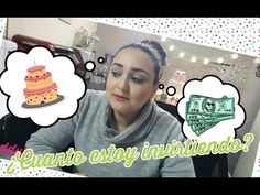 ¿cuanto estoy invirtiendo en mis postres?❤ Luddys Negocios - YouTube Master Chef, Projects To Try, Cup Cakes, Chefs, Tips, Youtube, Dessert Tables, Decorating Cakes, Candy Stations
