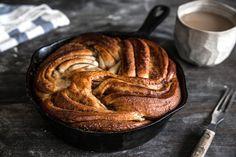 Cinnamon Sugar Swirl Loaf