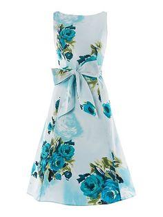 Linea Jade flower print dress £130.00 - this is so pretty!