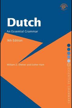 1 dutch an essential grammar
