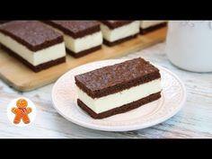 "Cake ""Milk Slice"" – About Healthy Desserts Cake Youtube, Healthy Desserts, Yummy Cakes, Tiramisu, Mousse, Vanilla, Strawberry, Milk, Sweet"