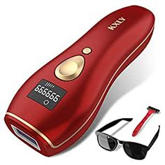 Painless Permanent At-Home Laser Hair Removal Device For Women and Men. Check here for details!