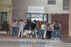 Cafeteria L'Aroma abre sus puertas en la avenida Montendre de Onda (13 fotos) http://www.eltriangulo.es/contenidos/?p=59385 Google+