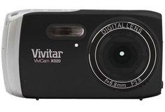 (ΝΕΟ!) €15 από €35 (Έκπτωση 57%) για 1 Ψηφιακή Φωτογραφική Μηχανή Vivitar Vivicam X020, 10Megapixels σε 2 Υπέροχα Χρώματα! Το Ιδανικό Δώρο για τους Μικρούς (Αλλά και Μεγάλους) μας Φίλους για την Πρώτη τους Επαφή με τη Φωτογραφία! Με Άμεση Παραλαβή από τα Γραφεία του Skroutz.com.cy ή Παγκύπρια Αποστολή.