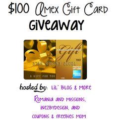 Java John Z's : $100 American Express Gift Card Giveaway