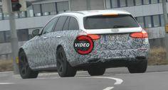 Is Mercedes-AMG Testing An E43 All-Terrain?