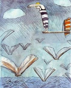 Diving into Books