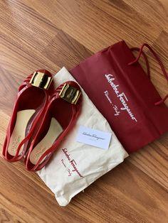 10e172004ed386 Most comfortable jelly shoes ever.. salvatore ferragamo red lipstick Red  Lipsticks