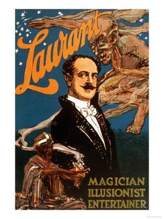 Laurant - Magician, illusionist and entertainer