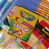 Xenium Supports the KGW School Supply Drive