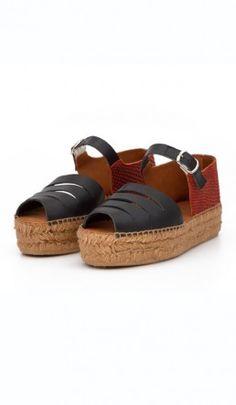 // Naguisa sandals - Plümo Ltd