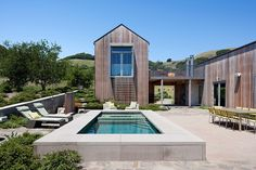 West Marin Residence by Turnbull Griffin Haesloop | Home Adore