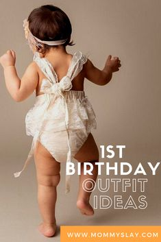 First Birthday Outfit Girl, Baby First Birthday, Picture Outfits, Girl Outfits, Chic Outfits, Cake Smash Outfit Girl, Birthday Girl Pictures, Girl Birthday Decorations, Baby Girl Cakes