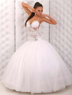 12 Romantic Wedding Dresses to Make Your Big Day Even More Dreamy (PHOTOS) ‹ ALL FOR FASHION DESIGN