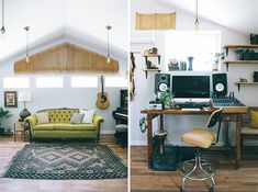 Youll Never Believe These 19 Rooms Were Once Garages