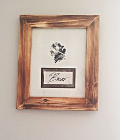 Paw Print Art, Art Prints, Dog Paw Prints, Paw Print Crafts, Dog Paw Art, Dog Corner, Dog Rooms, Dog Crafts, Pet Paws