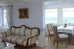 Ferienappartement in der Villa Villa, Bad, Couch, Furniture, Home Decor, Nice Asses, Settee, Decoration Home, Sofa