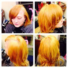 Haircolor/KeratimSmoothingTreatment/Haircut/Style