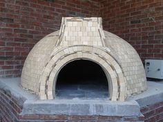 ItaliaForni Professional Wood & Gas Fired Oven.