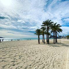 Me gusta España. Quiero vivir en esta país. Yo sueño de vacaciones en Valencia, Alicante... quiero al mar, y quiero beber vino frío.  Caminar por las calles pequeñas y hablar de la vida ————- #españa #valencia #miamor #estudiarespañol #хочувотпуск #летодома #quierovolver #todaviatequiero #летоморесолнцепляж Alicante, Valencia, Beach, Water, Outdoor, Instagram, Te Quiero, Drink Wine, Get A Life