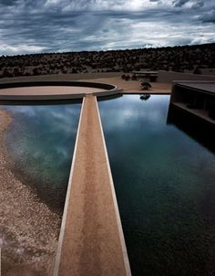 Tom Ford walkway to his menage