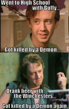 Poor Ash - we do love him!